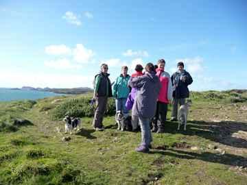 Coastal Path Walks