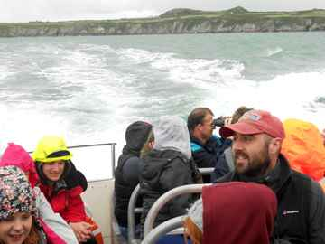 Seal Watch Outing