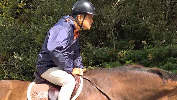 Horse Riding July 2017