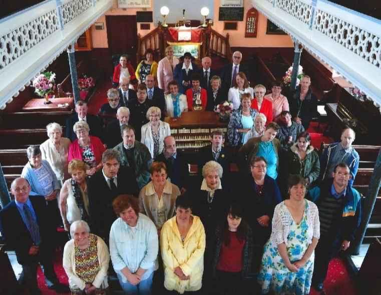 Molleston Congregation