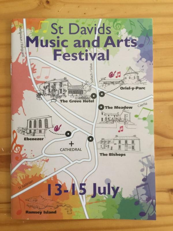 Music & Arts Festival July 2018