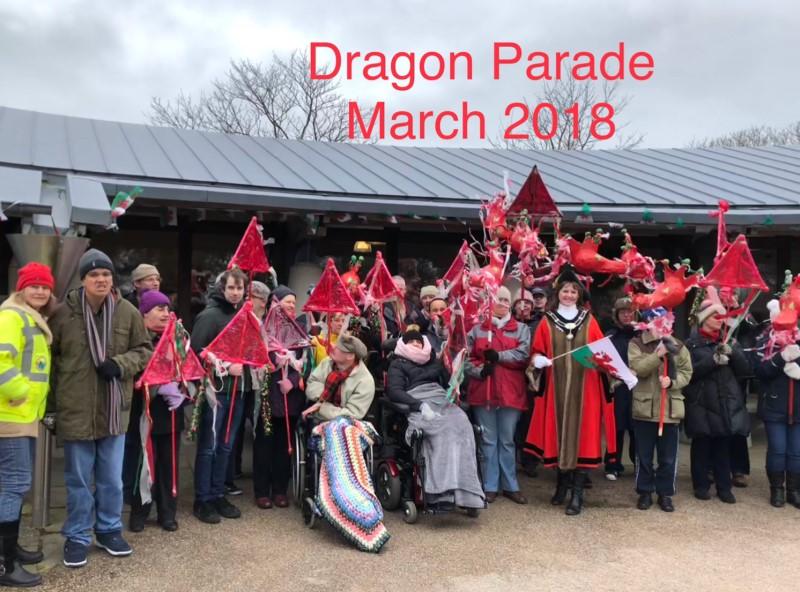 Dragon Parade March 2018