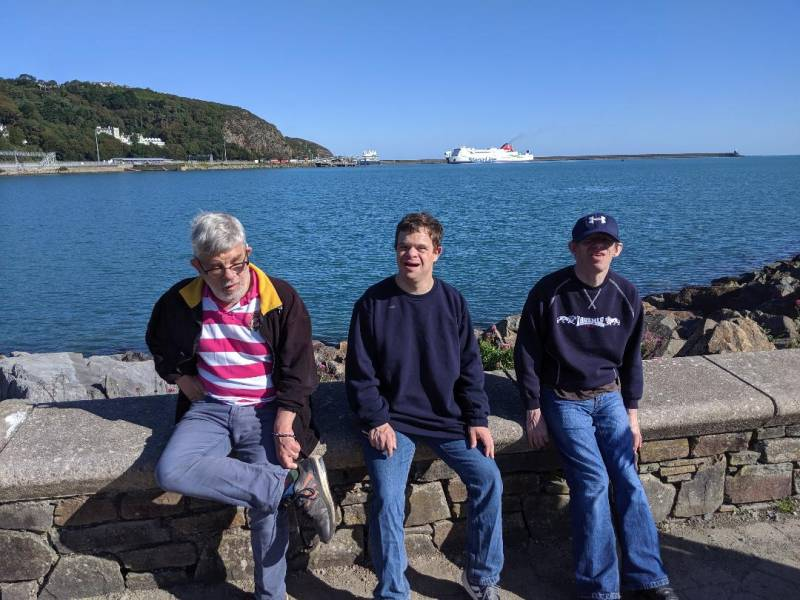 Lads Day Out In Fishguard August 2019